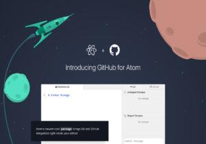 github for atom ide
