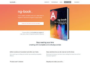 ng-book: The Complete Book on Angular 4