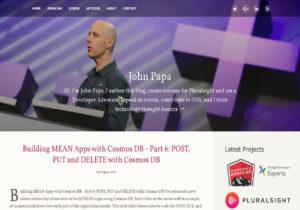 John Papa's Blog
