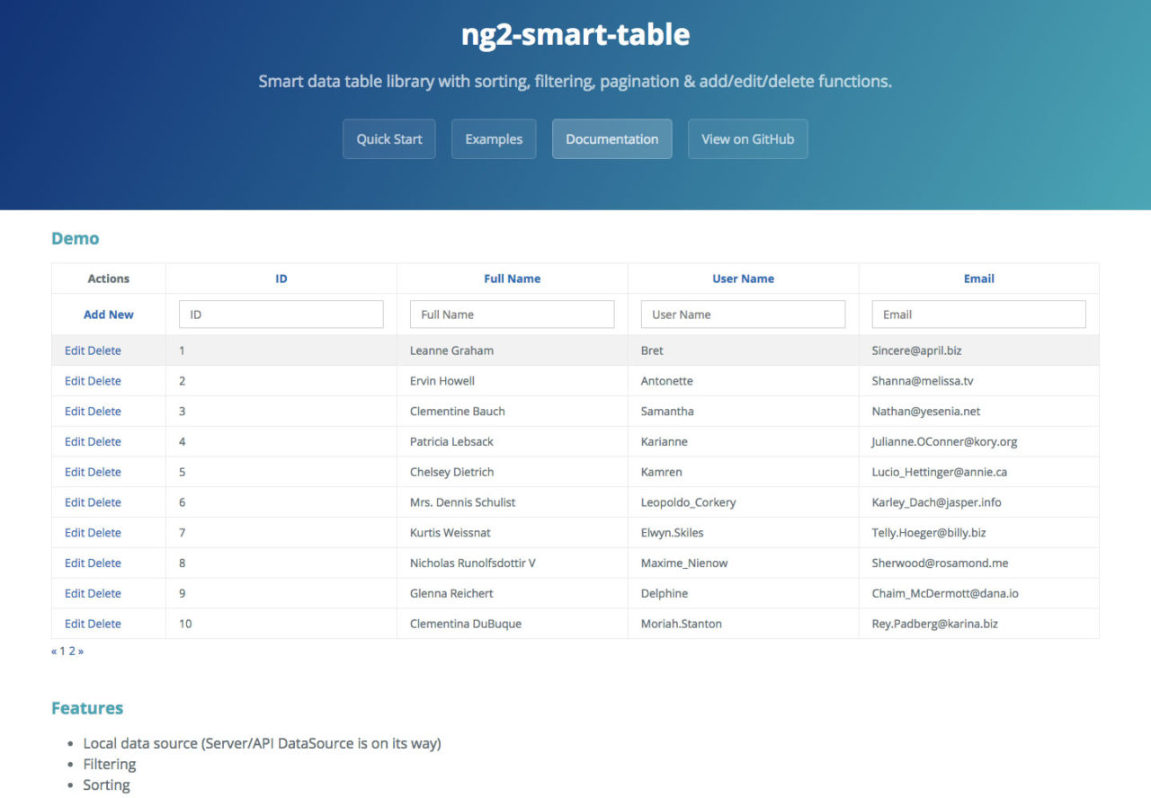 ng2-smart-table